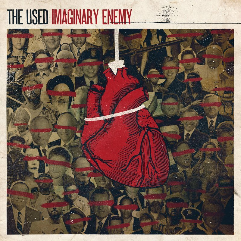 The Used - Imaginary Enemy
