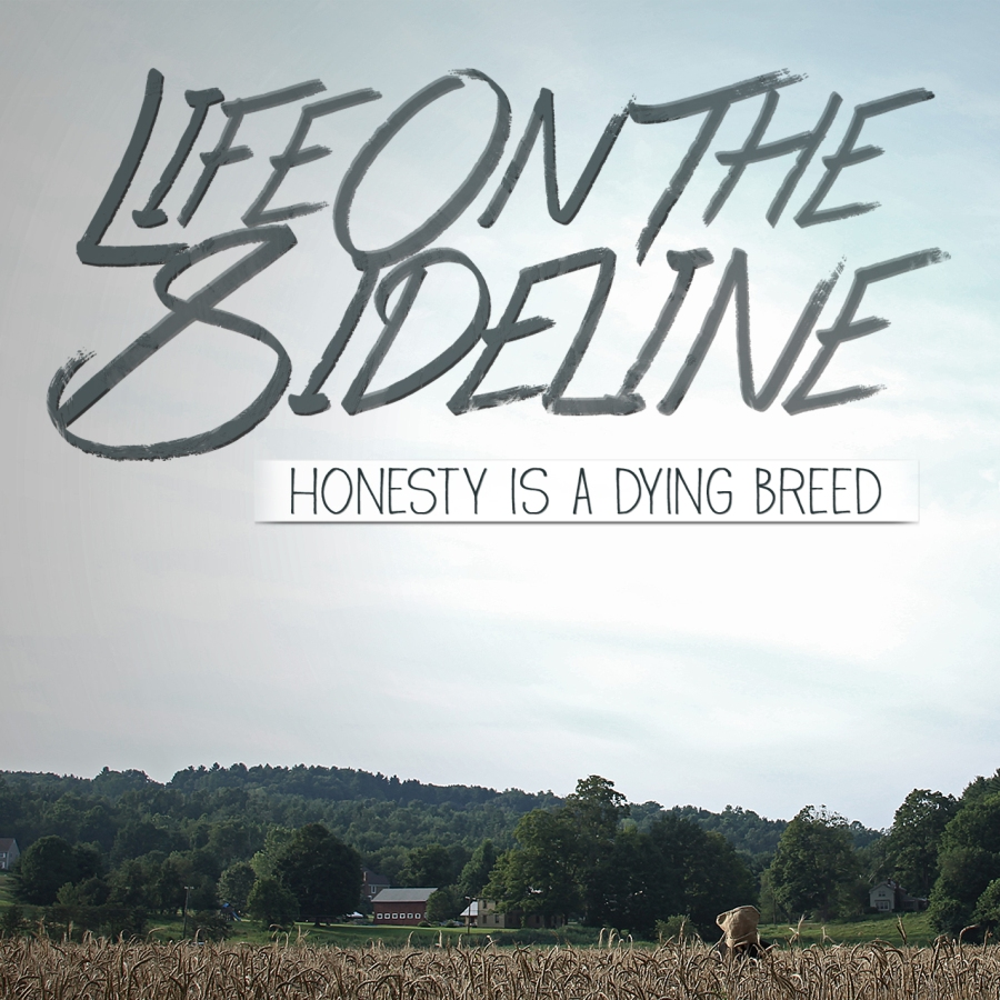 LIFE ON THE SIDELINE Album Cover