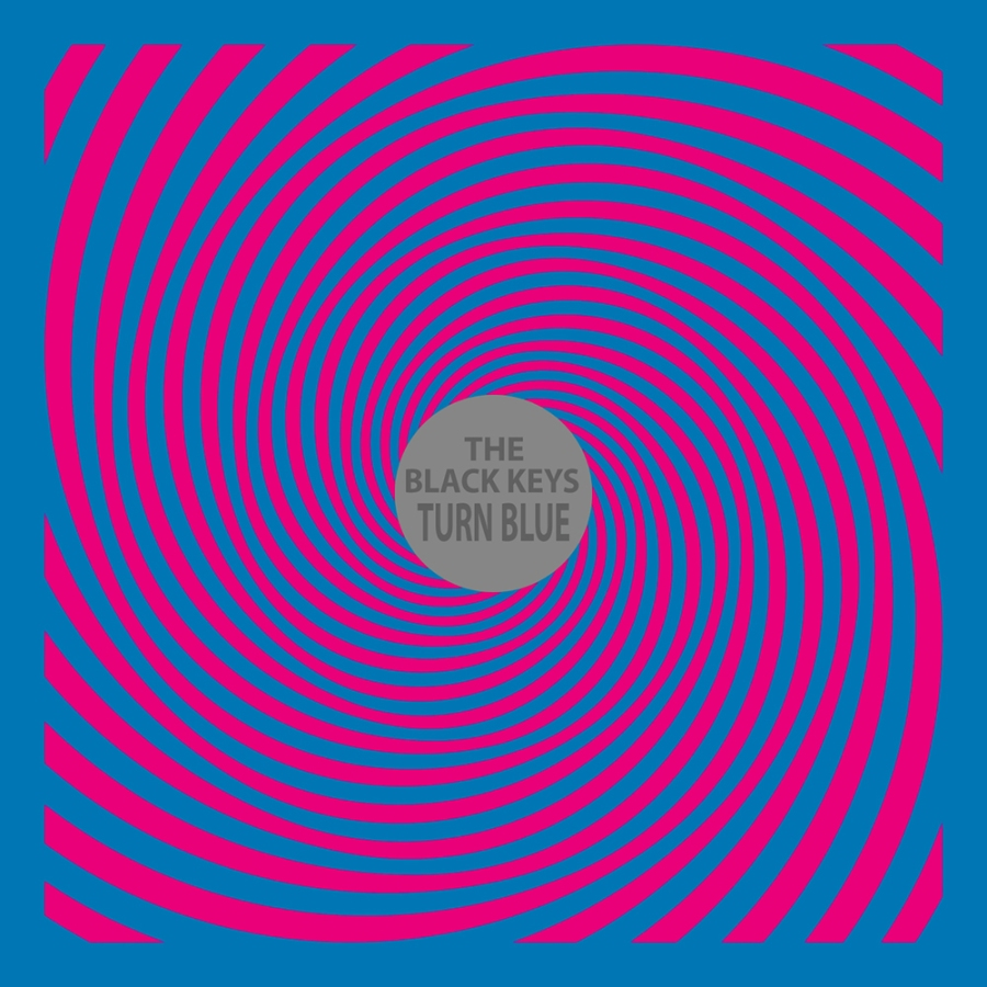 The Black Keys - Turn Blue Art