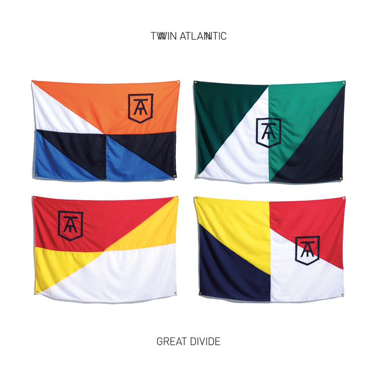 Twin Atlantic - Great Divide