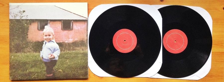 Noah Gundersen Ledges Vinyl