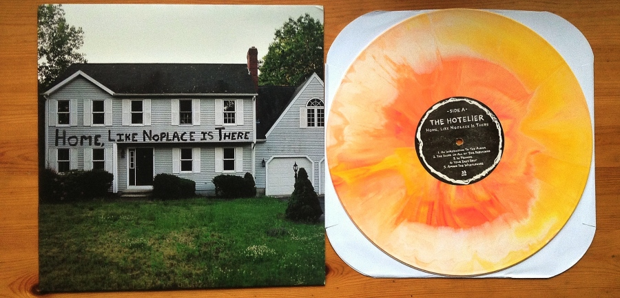The Hotelier Home, Like NoPlace Vinyl