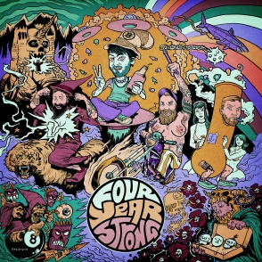 Four Year Strong - Self Titled
